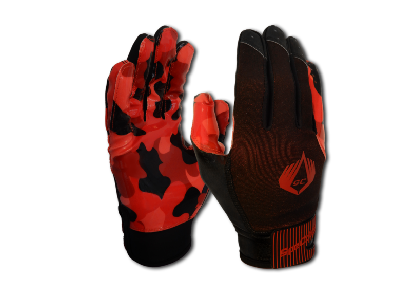 American Football Glove Bubblegum Black SpeCatch