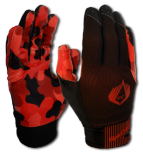 American Football Glove Bubblegum Black SpeCatch
