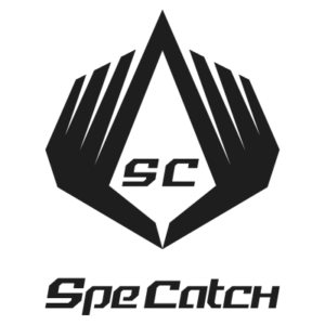 SpeCatch American Football gloves logo2